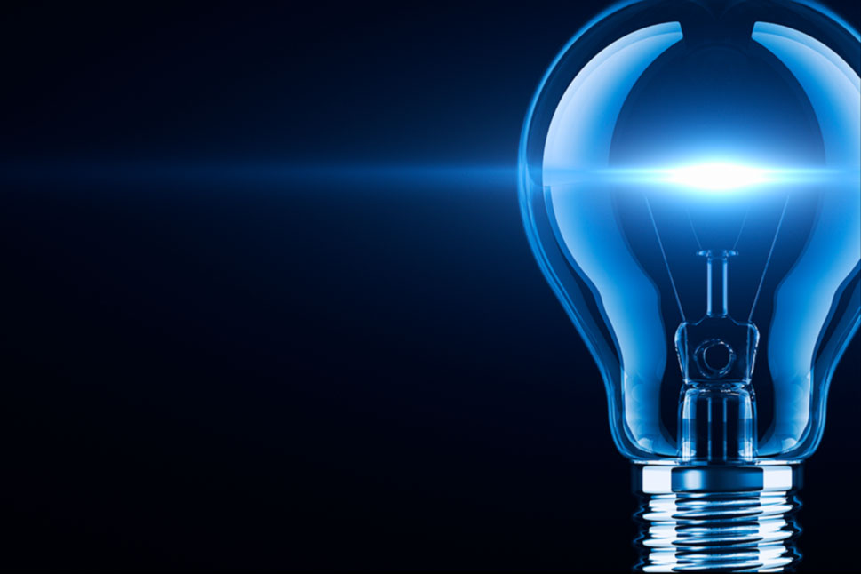 Argon Light Bulb
